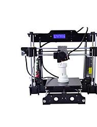 CSTAR восьмого поколения 3d принтер нового обновления поделки высокая точность трехмерной быстрый принтер