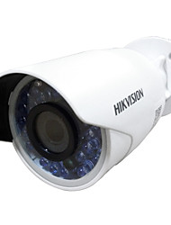HIKVISION DS-2CD2032F-IW 3MP IR Bullet Network Camera Indoor/Outdoor(PoE IR-cut Wi-Fi 30m IR 3D DNR&DWDR&BLC HD real-time video Bracket include)