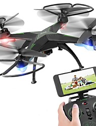 Drone Global Drone 4CH 6 Axis 2.4G With 2.0MP HD Camera RC Quadcopter FPV One Key To Auto-Return Headless Mode 360Rolling With Camera RC