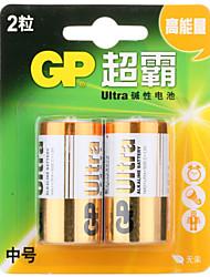 зм gp14au-2il2 с alikaline батареи 1.5В 2 пакета