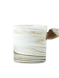 Novelty Drinkware, 300 ml BPA Free Ceramic Coffee Milk Coffee Mug Travel Mugs