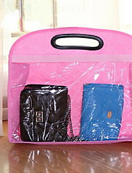 Storage Bags Non-woven withFeature is Travel  For Jewelry Underwear Shopping  (Random color)