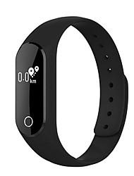 yym25 pulsera inteligente / reloj inteligente / actividad trackerlong espera / podómetros / monitor de frecuencia cardíaca / despertador /