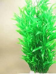 Оформление аквариума Водное растение Пластик