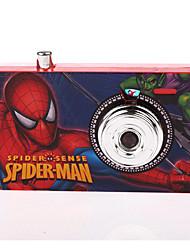 Spielkameras Freizeit Hobbys Kamera-Form Plastik Rot 5 bis 7 Jahre 8 bis 13 Jahre