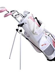 wistella девочек гольф-клуб наборы дети начинающих игроков в гольф износостойкие детей