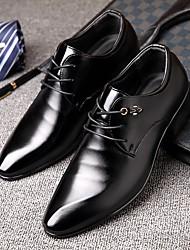 Westland's Men's Oxfords/England/Fashion/Popular Sales/Casual/Business/Office Dress/Black