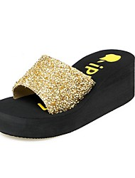 Women's Slippers & Flip-Flops Spring Summer Other PU Outdoor