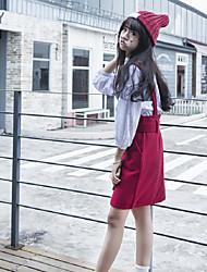 signer chemise blanche robe de sangle costume +