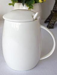 Minimalismo Artigos para Bebida, 300 ml DIY Criador Cerâmica Café Leite Copos