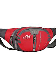 Ceinture poche Pochette Ventrale pour Camping & Randonnée Escalade Fitness Course Cyclisme/Vélo Voyage Sac de SportEtanche Résistant à la