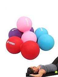 Мячи для фитнеса Йога Аэробика и фитнес Для спортивного зала Переносной Шея Упражнение Унисекс Резина-Other