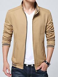 2016 primavera e in autunno nuovi uomini&# 39; s giacca cappotto giovani&# 39; s casuale sezione sottile sottile coreano