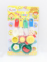 Correction Supplies Three-dimensional Kitchen Easers For School Supplies Office Supplies Gift