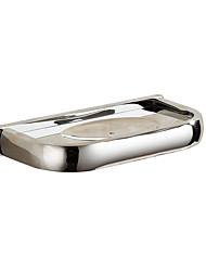 simple design brass chrome bathroom accessories soap dish soap basket soap holder