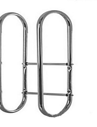 Chinese Antique Towel Racks & Holders Modern Rectangle Stainless Steel
