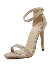 Women's Heels Spring Summer Comfort Suede Wedding Stiletto Heel