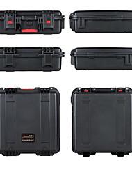 22 L Waterproof Dust Proof Wearable Hardshell Multifunctional Shockproof Black