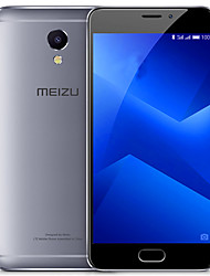 MEIZU m5 note 16g M621Q grey silver gold 5.5 inch 4G Smartphone (3GB + 16GB 13 MP Octa Core 4000)