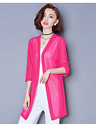 Sign Anti-Sai gauze cardigan coat air-conditioned shirt and long sections