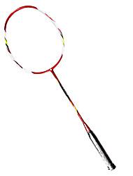 Raquetes para Badminton Durabilidade Leve Fibra de Carbono 1 Peça para Interior Ao ar Livre Espetáculo Praticar Esportes de Lazer
