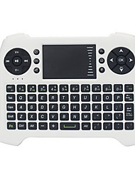 Teclado T16 inalámbrica de 2,4 GHz Bluetooth 2.0 Para Android Box TV&TV Dongle