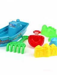 Brinquedo de Praia Diversão Ao Ar Livre & Esportes Novidades Navio Plástico