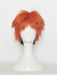 Movie Nick the Fox Orange Short Cosplay Wig