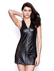 Women Chemises & Gowns / Ultra Sexy Nightwear , PU