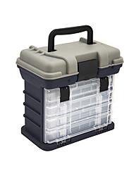 """Pesqueiro Bag Caixa de Derrube Prova de Água6 3/4"""" (17 cm)*26"""