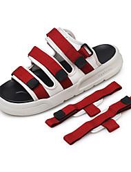 Sandálias dos homens verão da mola do conforto do verão soles escritório ao ar livre do plutônio&Carreira, casual, andar
