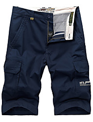 Men's Pants/Trousers/Overtrousers Camping / Hiking Fishing Breathable Spring Summer