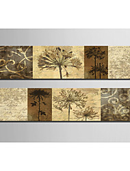 Stretched Canvas Print Botanical Set of 2 1301-0204