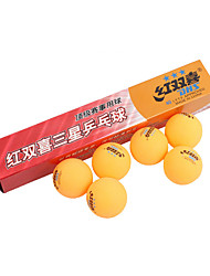 1 Piece 3 Stars 4 Ping Pang/Table Tennis Ball Indoor Performance Practise Leisure Sports-Other