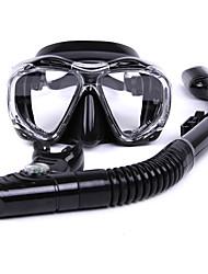 Наборы для снорклинга Подводное плавание и снорклинг Стекло Резина силиконовый-WHALE