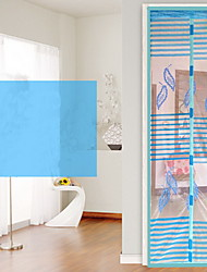 Encryption Magnetic Soft Yarn Door Curtain