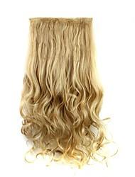 На клипсе синтетический Наращивание волос 110 Наращивание волос