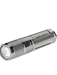 Lampes Torches LED LED 100 Lumens Mode Camping/Randonnée/Spéléologie Usage quotidien Voyage Escalade Métallique