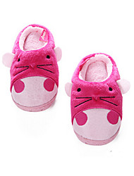 Girls' Loafers & Slip-Ons Spring Winter Comfort Cotton Casual