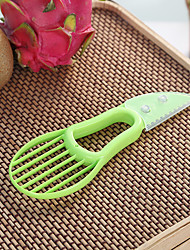 1 Avocado Kiwi Fruit Dragon Fruit Seed Remover For Fruit Cooking Utensils Metal Plastic Creative Kitchen Gadget High Quality Multifunction