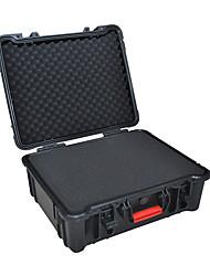52 L Waterproof Dust Proof Wearable Hardshell Multifunctional Shockproof Black