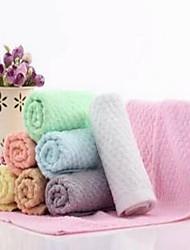 Wash TowelYarn Dyed High Quality 100% Cotton Towel Random Color