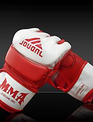 Gants de Boxe Gants de Boxe d'Entraînement pour Boxe Art martial Taekwondo mitainesRésistant aux Chocs Antiusure Haute élasticité