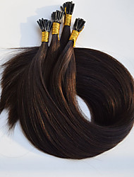 double drawn human hair extensions color #530 I tip human hair extensions