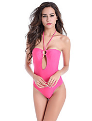 Women's Fashion Sexy Padded One-piece Swimsuits