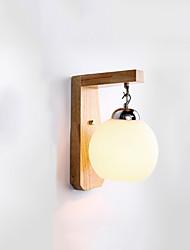 recurso e27 moderna / contemporânea pintura de parede de luz protectionambient olho arandelas luz de parede