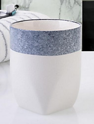 1 Pcs Bathroom Gadget Ceramic /Contemporary