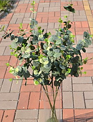 1 Ramo Plástico Outras Flor de Chão Flores artificiais 8*8*90