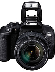 Canon® EOS 800D EF-S 18-135mm f/3.5-5.6 IS STM SLR Digital Camera
