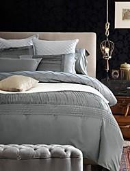 Satz von 4 Stück Polyester Bettwäschesteppdecke 200 * 230 Bettuch pillowcase 48 * 74